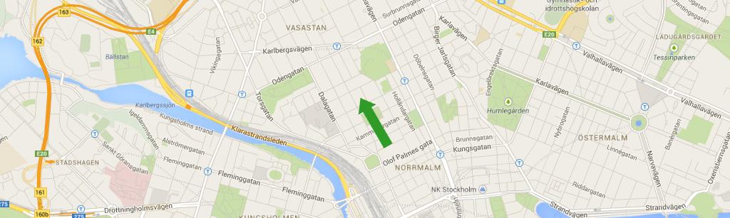 Så flyttar vi i Stockholm